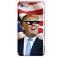 Donald Trump Deal With It iPhone Case/Skin