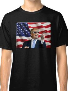 Donald Trump Deal With It Classic T-Shirt