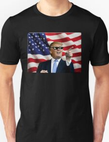 Donald Trump Deal With It Unisex T-Shirt