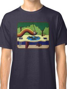 Atari Activision Pitfall Harry Classic T-Shirt