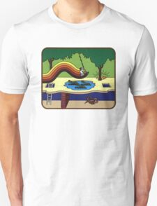 Atari Activision Pitfall Harry T-Shirt