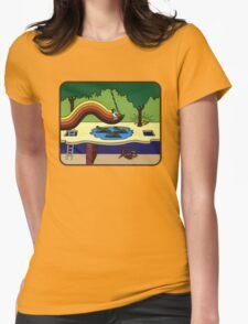 Atari Activision Pitfall Harry Womens T-Shirt
