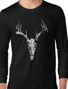 skully Long Sleeve T-Shirt