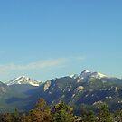 The Views around Estees Park, Colorado U.S.A. by David  Hughes