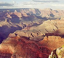 Grand Canyon, Arizona, USA by Adrian Paul