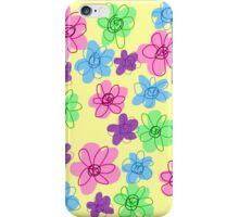 Wallflowers iPhone Case/Skin