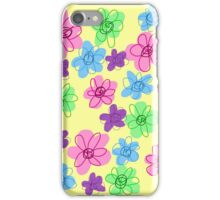 Wallflowers iPhone Case/Skin