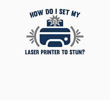Laser Printer Unisex T-Shirt