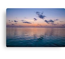 Azure Pink Canvas Print