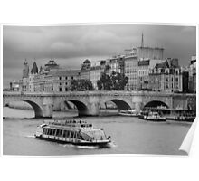 Paris, Pont Neuf Poster