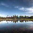 Angkor Wat by thesiracusas