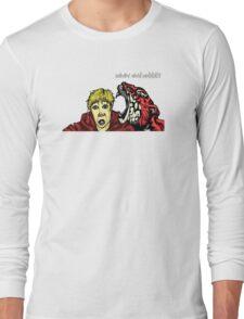 Calvin & Hobbes Grown Up Long Sleeve T-Shirt