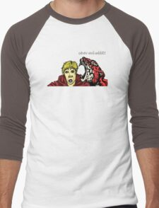 Calvin & Hobbes Grown Up Men's Baseball ¾ T-Shirt