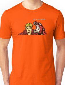 Calvin & Hobbes Grown Up Unisex T-Shirt