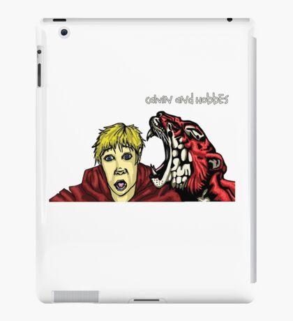 Calvin & Hobbes Grown Up iPad Case/Skin