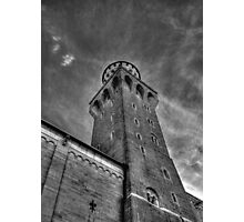 Knight's Tower II Photographic Print