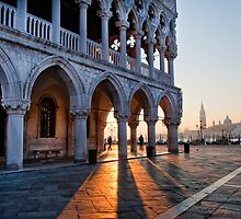 Venice Sunrise by Paulo Nuno