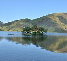 Lake District Island by petebreezy