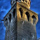 Knight's Tower III by Luke Griffin