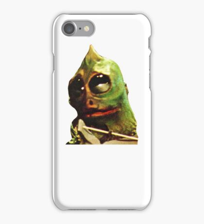 Land Of The Lost Sleestak T-Shirt iPhone Case/Skin