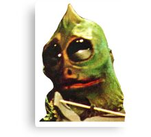 Land Of The Lost Sleestak T-Shirt Canvas Print