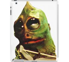 Land Of The Lost Sleestak T-Shirt iPad Case/Skin