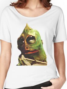 Land Of The Lost Sleestak T-Shirt Women's Relaxed Fit T-Shirt