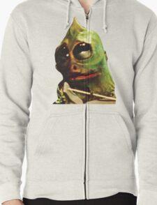 Land Of The Lost Sleestak T-Shirt Zipped Hoodie