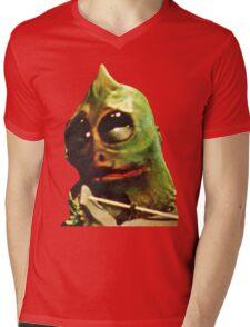 Land Of The Lost Sleestak T-Shirt Mens V-Neck T-Shirt
