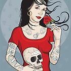 Senora Muerte by Anne Cobai