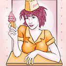Ice Cream by Anne Cobai