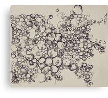parasite Canvas Print