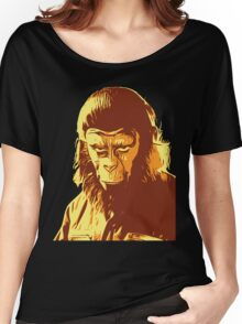 Planet Of The Apes T-Shirt Women's Relaxed Fit T-Shirt