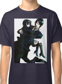 Black Butler - Sebastian and Ciel Classic T-Shirt