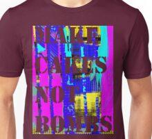 make cakes not bombs Unisex T-Shirt