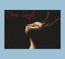 Deer Santa Kids Tee