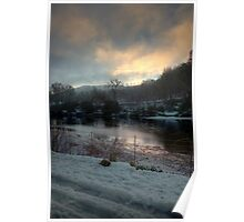Dawn Over the Tay Poster