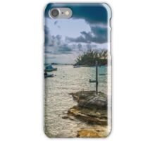 Baileys Bay inlet..Bermuda.. iPhone Case/Skin