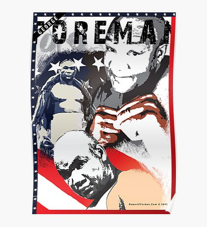 George Foreman Poster