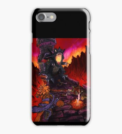 Chrono Trigger: The Fated Hour [Chronicles of Time] iPhone Case/Skin