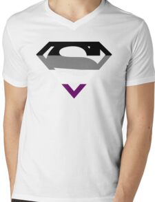 Super Ace 2 Mens V-Neck T-Shirt