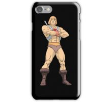 Masters Of The Universe He Man iPhone Case/Skin
