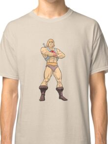 Masters Of The Universe He Man Classic T-Shirt