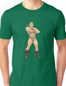 Masters Of The Universe He Man Unisex T-Shirt