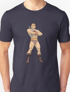Masters Of The Universe He Man T-Shirt