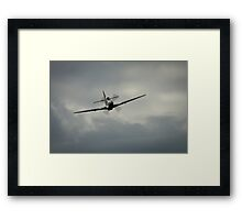 North American P-51D Mustang Framed Print