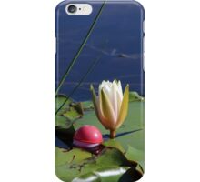 A Lily and Bobber iPhone Case/Skin