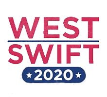 Kanye West for President & Taylor Swift for Vice President by queenswift