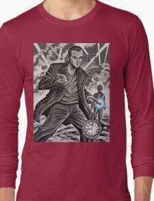 The Ninth Doctor Long Sleeve T-Shirt