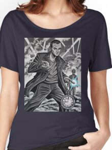 The Ninth Doctor Women's Relaxed Fit T-Shirt